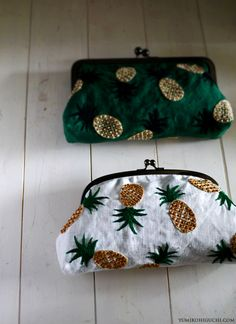 pineapple pouches