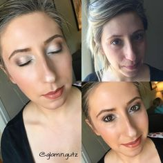 Wedding Makeup: Maid of Honor :) #makeup #makeupartist #mua #makeupartistsworldwide #undiscovered_muas #wedding #weddingmakeup #weddingday #bridal #bridesmaid #maidofhonor #wedding2017 #softmakeup #naturalmakeup #njmua #pamua #nymua #beauty #glamour  For more Makeup and Hair Portfolio, please view my personal website at www.glamngutz.com http://gelinshop.com/ipost/1522807304516152713/?code=BUiGSzfDi2J