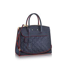 Pont-Neuf MM - Monogram Empreinte Leather - Handbags | LOUIS VUITTON