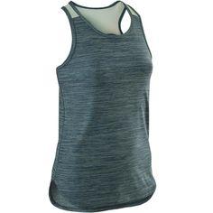 336a2cb36 Koszulka bez rękawów S500 nieb DOMYOS - Gym, pilates Fitness, siłownia -  Decathlon