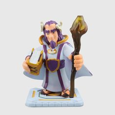 Clash of Clans Grand Warden Model Figure
