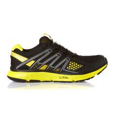 Salomon Shoes - Salomon XR Mission Shoes - Black/Black/Canary Yellow