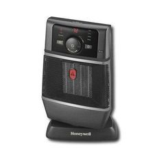 Honeywell 1,500 Watt Portable Electric Fan Compact Heater with Adjustable Thermostat