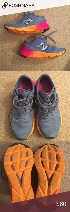 New Balance W690 Speed Ride running shoe US 7 Women's New Balance W690 Speed Ride running shoe. Worn 4 times and show little wear. US size 7. New Balance Shoes Athletic Shoes