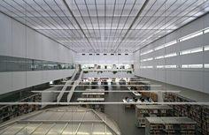 Soldevila Soldevila Soldevila Arquitectes > Biblioteca Font de La Mina, Sant Adrià del Besòs