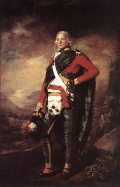 Portrait Of Sir John Sinclair By Henry Raeburn