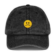 sports shoes c7885 d2713 HANGRY - Vintage Cotton Twill Dad Hat
