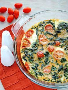 Recipe: Egg White Fritatta