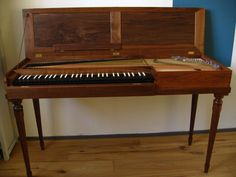 Instruments - Harpsichords, Clavichords and Fortepianos | Klinkhamer - Harpsichord and Fortepiano makers since 1974