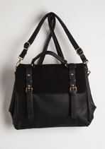 Stop, Rock, and Roll Convertible Bag in Black $69.99