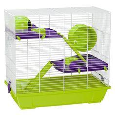 Grande cage à #hamster 3 étages à 35€95 sur www.TiendAnimal.fr