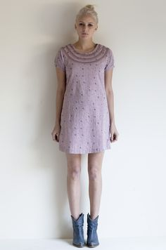 BLAIRE DRESS - Lily Ashwell