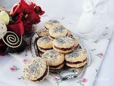 Ala piecze i gotuje: Baletki-biszkoptowe ciasteczka z makiem