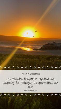 Kapstadt hat viele verschiedene Kitespots, hier ist für jeden Geschmack etwas dabei. Ich zeig Dir warum sich Kitesurfen in Südafrika definitiv lohnt und verrate dir warum du diesen Kite-Trip keinesfalls verpassen solltest!