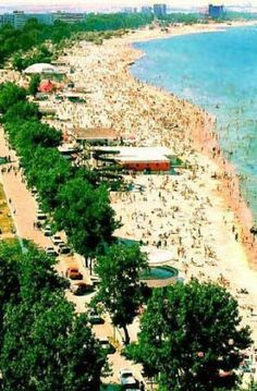 Mamaia - Romania used to vacation there every year