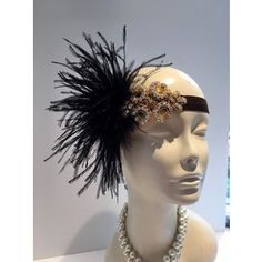 Gold 20s Head Wrap-Great Gatsby Flapper-1920s Hair Accessory-Historical Society-Gold Headpiece-Prohi