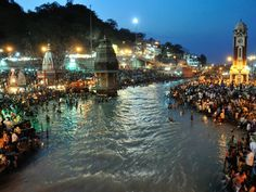 Ganges River- India