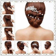 Amazing Prom Hairstyles Step By Instructions Google Search