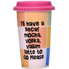 Need this cup....and other things.