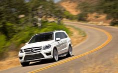 2013 Motor Trend Sport/Utility of the Year Contender: Mercedes-Benz GL - WOT on Motor Trend