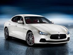 The new 2014 #Maserati Ghibli arrives to take on the likes of the BMW 5 Series and Mercedes-Benz E-Class. #cars