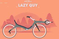 Δείξε μου το ποδήλατό σου να σου πω ποιος είσαι - GRAPHICO - LiFO