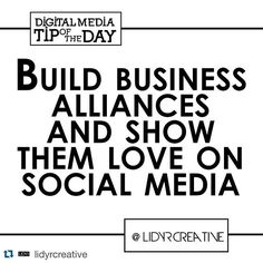Having a business is not always about competing with one another. Show other businesses some love on their page and maybe they will do the same.#marketing #marketingtips #marketingadvice #smm #socialmedia #socialmediamarketing #socialmediatip #marketingtips #marketingtips #business #content #contentmarketing #b2b #quote #quotes #quoteoftheday #socialmedialife #socialmediamanager #socialmediamarketing #socialmediamanagement #marketinglife #marketer #digitalmarketing #life #business #b2b #work…