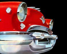 Ilustraciones de autos modernos... pero de los años '50 - Taringa!
