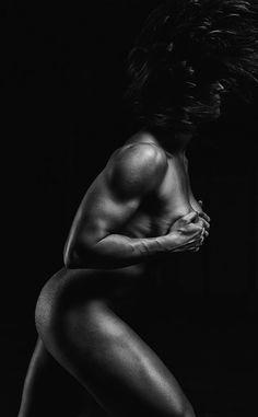 Black nudes Tasteful