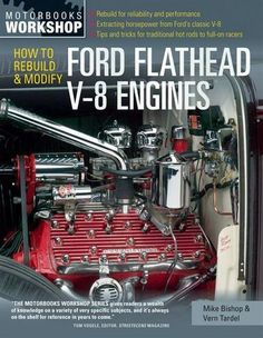 How to Rebuild and Modify Ford Flathead V8 Engine 1939-1953 Car Truck Mercury FOR SALE • CAD $37.90 • See Photos! Money Back Guarantee. Ford Flathead V-8 Bible has the detailed and accurate information you need to build, restore, or just daydream about the engine that gave birth to hot rodding. The ultimate Ford 351962753323