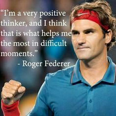 Positivity is key. #TeddyTennis #SportMusicFun