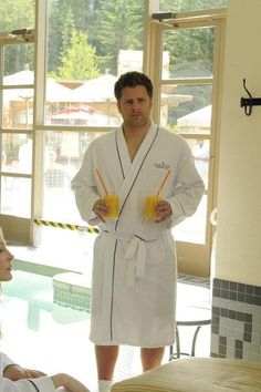 Dulé Hill and James Roday in Psych Shawn And Gus, Shawn Spencer, Real Detective, James Roday, Psych, Movies And Tv Shows, Handsome, Pineapple Smoothies, Mon Son