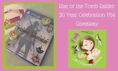 """The JaxFather got one too many copies of Tomb Raider for his birthday and said, """"Here, give this away on your site or something."""" So we are giving away one unopened copy of Rise of the Tomb Raider: 20 Year Celebration for Play Station 4. We will also toss in a couple Mommy Gamers …"""