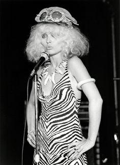 Blondie at Max's Kansas City