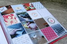 How to make custom page protectors (card size, whatever size)