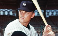 Maris may not have the lifetime stats of a Hall of Famer, but he's no one-hit wonder. Maris, a two-time MVP who won two rings as a Yankee, beat The Babe with 61 homers in '61 -- still considered by many to be the legitimate mark.