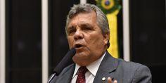 Foto: Alberto Fraga/internet/reprodução.     Deputados federais eleitos no DF   Alberto Fraga (DEM...