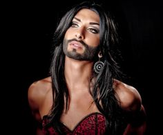 Photos of singer, Conchita Wurst, who's controversial win in Eurovision 2014 in Copenhagen was featured in an article on FashionPhotographyBlog.com here: http://www.fashionphotographyblog.com/2014/05/conchita-wurst-rises-like-a-phoenix-at-eurovision-2014/