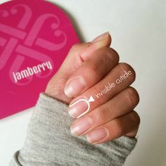 """Momma Be Jamming ▼: TIP Tuesday // """"Invisible"""" Cuticle Jamberry Application, Jamberry Tips, Nail Art, Nails, Mysterious, Tuesday, Finger Nails, Ongles, Nail Arts"""