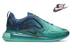 air max 720 bleu blanc rouge