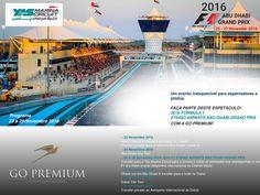 Não perca este evento! A grande final em Abu Dhabi! Para mais informações e reservas: geral@gopremium.com #viaje #portugal #angola #instagram #topdestinos #travel #chillout #lifestyle #luxury #luxurytravel #traveler #paradise #oneinamillion #loveit #instatravel #instatrip #gopremium #viajar #formula1 #abudhabi #race