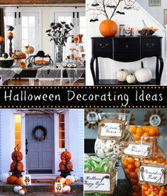 Halloween Decorating Ideas.