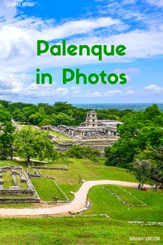 Palenque is an incomparable achievement of Mayan art. It's one of the finest ruins that shows significant achievements in the American continent. via @runawayjuno