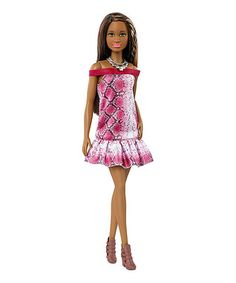 Pretty in Python Original Barbie Fashionistas Doll    The best toys for kids are ones they will play with. Both boys and girls like fun toys that make them think.  In addition there are many toys great for kids of all ages.  These toys are really great for toddlers to middle aged kids. This would make a great Christmas gift for boys and girls not to mention a fantastic birthday idea for boys and girls.   These are great toy gift ideas for kids.