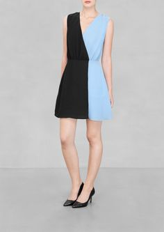 & Other Stories | Wrap-Design Dress