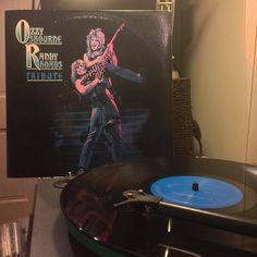 RIP Randy Rhodes #randyrhoads #ozzy #vinyl #records #vinylrecords #lps #greatmusic #now-spinning #turntable #vintage #vintageaudio #audio #stereo #rockandroll #classic  #kenwood #audiophile #180gram #vinylcollection  #music #33rpm  #fuzz #audiophile #nowspinning #technics #sl1200 #grado #pioneer #sansui #Rega by tdhaire