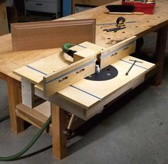 Thewoodtinkerer selbstbau frstisch diy router table proyectos thewoodtinkerer selbstbau frstisch diy router table proyectos pinterest diy router table diy router and router table greentooth