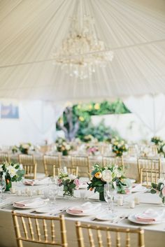 A Totally Charming Backyard Wedding in Los Angeles | Brides.com