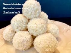 Collection of Easy and Quick Laddoo Recipes – Food, Fitness, Beauty and More Easy Indian Dessert Recipes, Indian Desserts, Laddoo Recipe, Grain Free, Dairy Free, Tasty, Yummy Food, Recipe For Mom, Almond Flour
