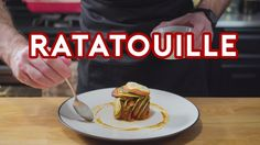 Binging With Babish Prepares the Confit Byaldi From 'Ratatouille' and Is Transported When He Eats It